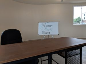 Your Art in the PatchWork Collective Coworking Space