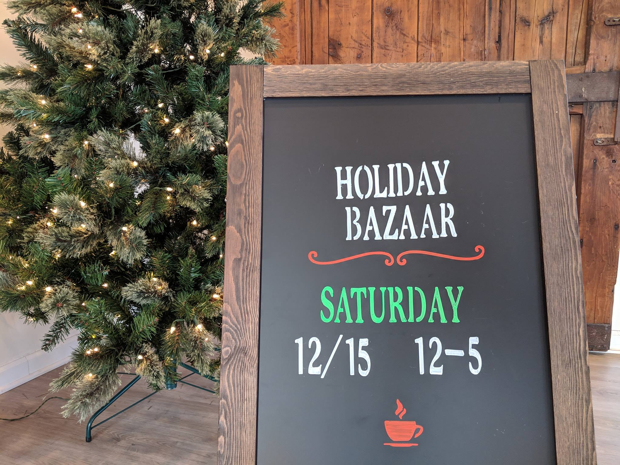 PatchWork Collective Holiday Bazaar