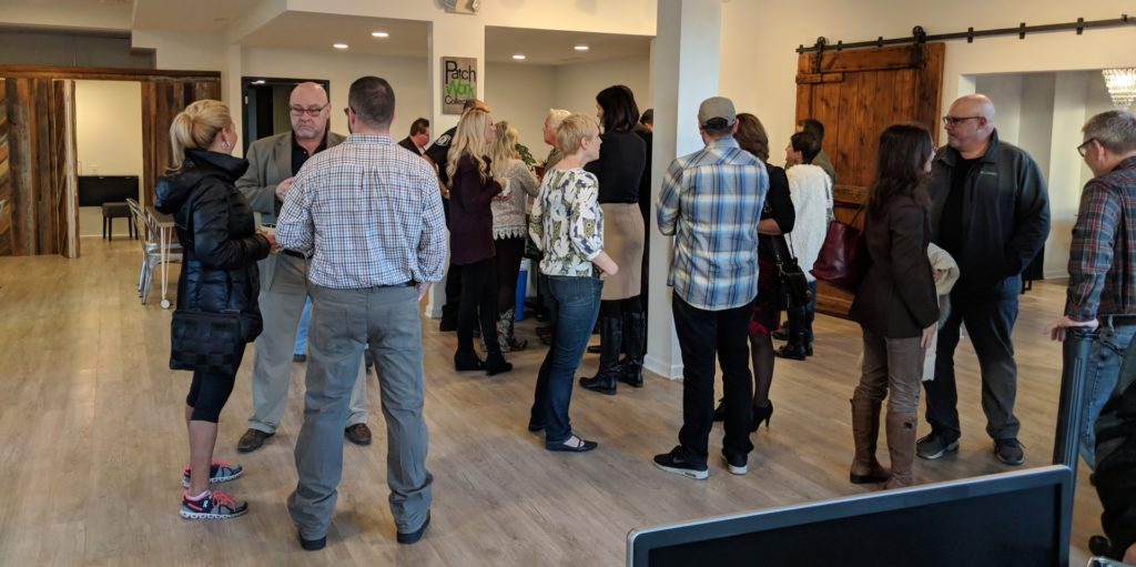 Host Your Next Networking Event at PatchWork Collective