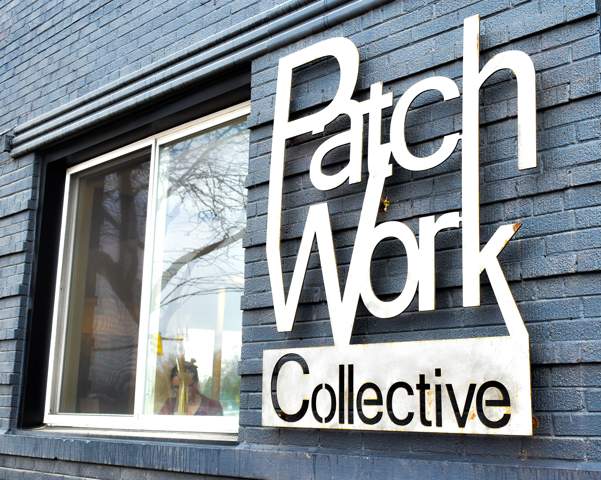 Come work at the PatchWork Collective coworking space