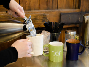Coworking Amenities Means Coffee!