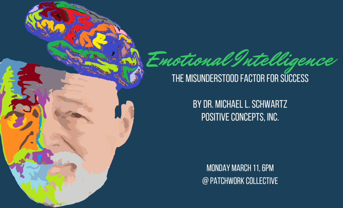 Emotional Intelligence brown-bag event at PatchWork Collective