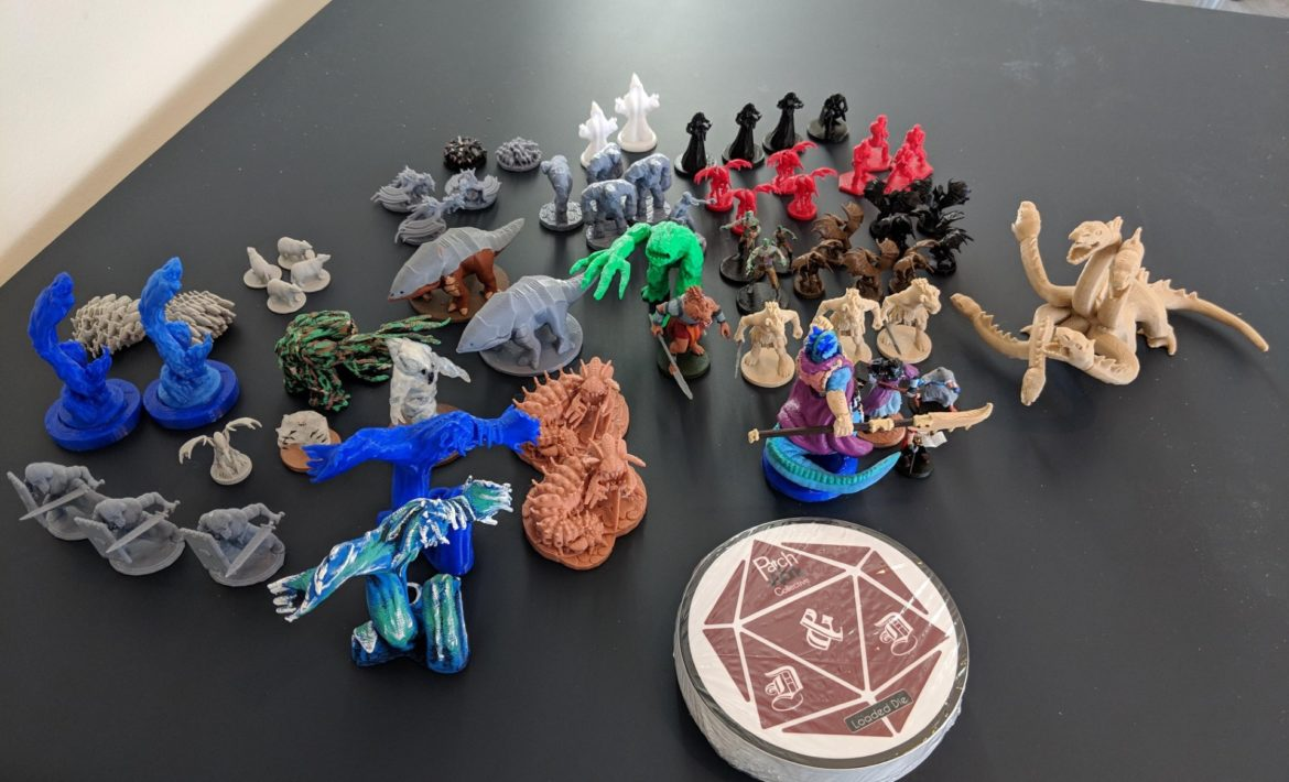 Local Dungeons & Dragons Gamers Take Over PatchWork Collective for Charity to Support Ferndale Pride.