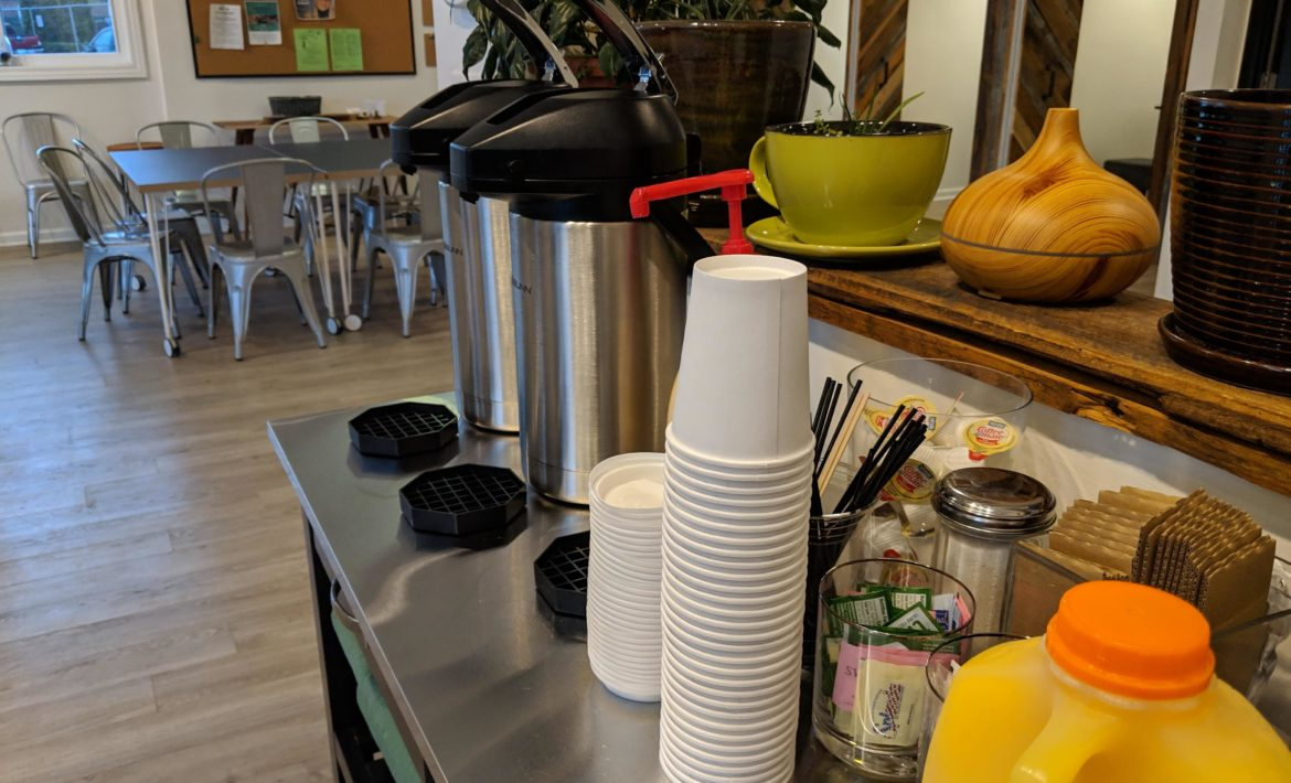 FAC Coffee Connection Takes Over PatchWork Collective