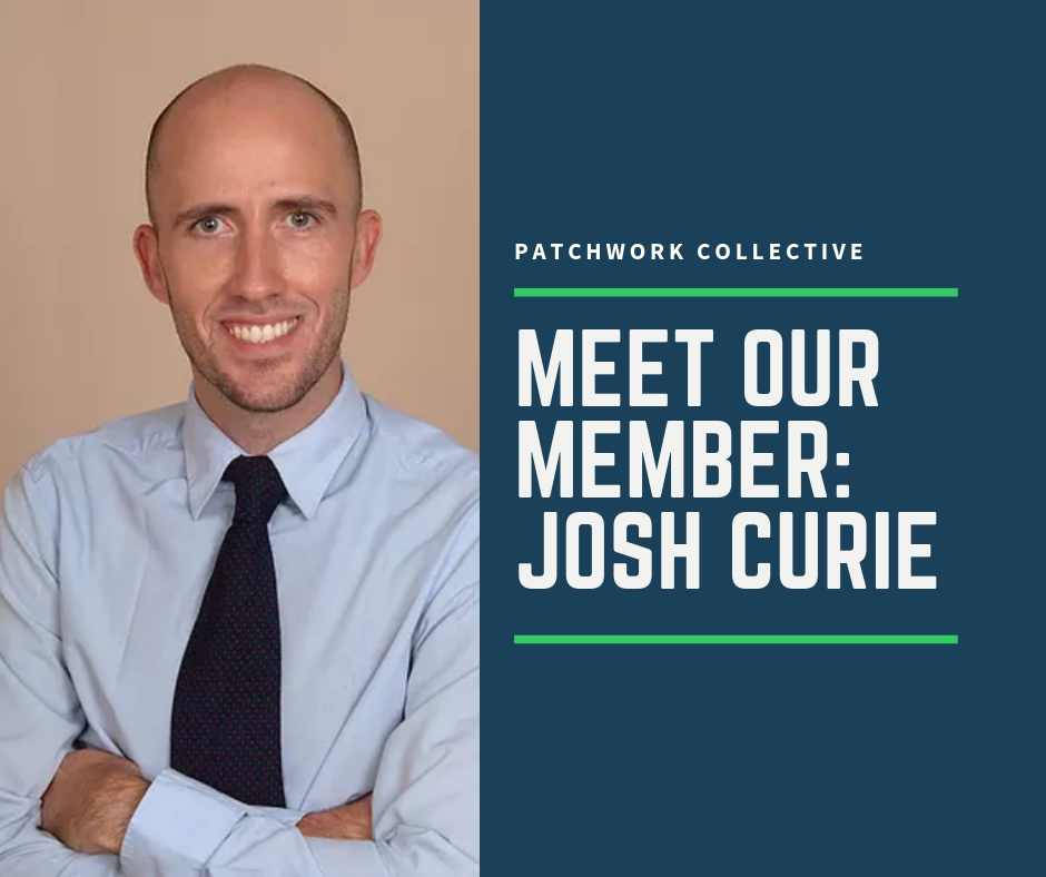Meet the Member: Therapist Josh Curie